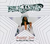 Capa do álbum Bustin' Out: The Very Best of Rick James