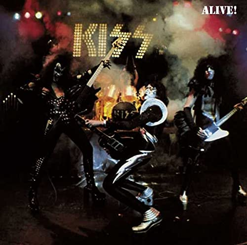 Kiss - Alive (Disc 1) - Zortam Music