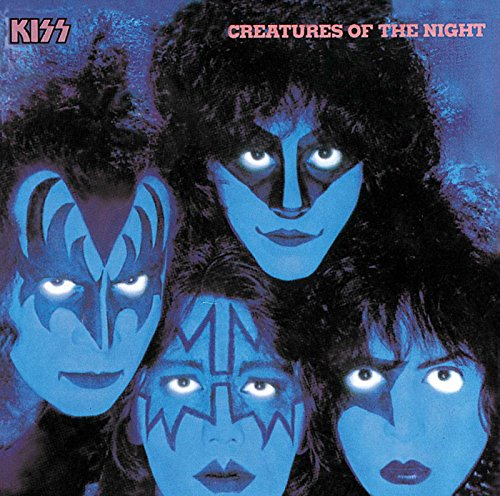 Kiss  Creatures Of The Night (1982)
