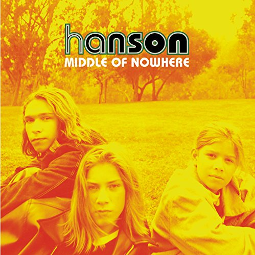 Middle of Nowhere by Hanson album cover