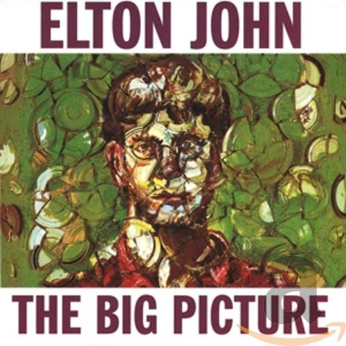 Original album cover of Big Picture by Elton John