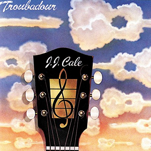CD-Cover: J. J. Cale - Troubadour