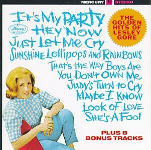 The Golden Hits of Lesley Gore