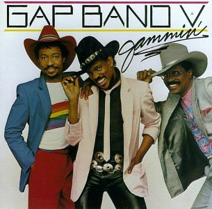 The Gap Band - Gap Band V: Jammin