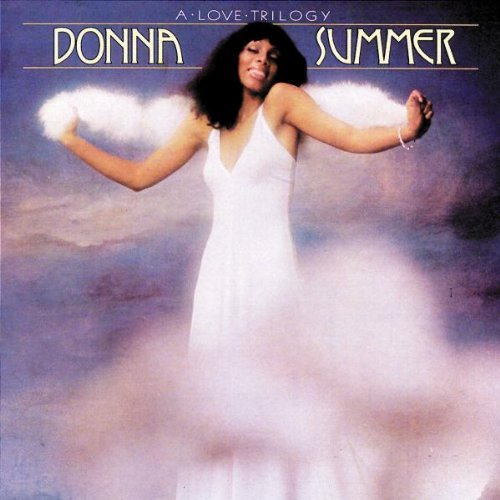 CD-Cover: Donna Summer - A Love Trilogy