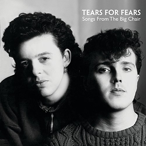 Original album cover of Songs From The Big Chair by Tears for Fears
