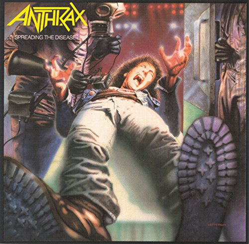 ANTHRAX - Spreading The Disease - Zortam Music