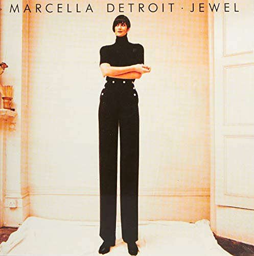 CD-Cover: Marcella Detroit - Jewel