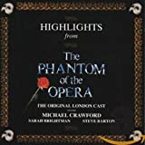 Album cover for Highlights from The Phantom of the Opera