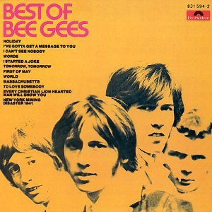 Original album cover of Best of Bee Gees by The Bee Gees