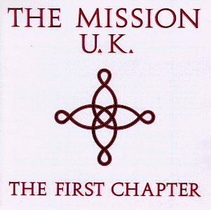 CD-Cover: The Mission - First Chapter