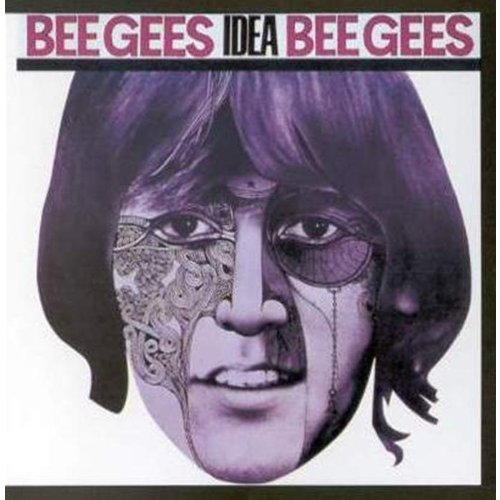 CD-Cover: Bee Gees - Idea