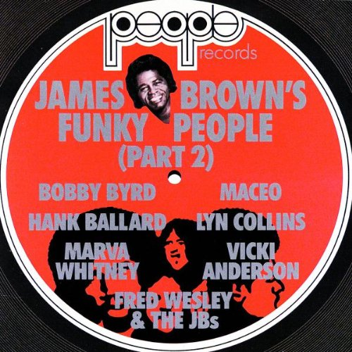 James Brown - Funky People - Zortam Music