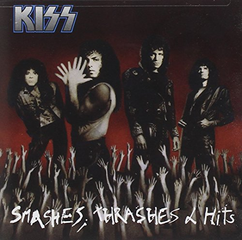 Kiss - smashes, thrashes, and hits