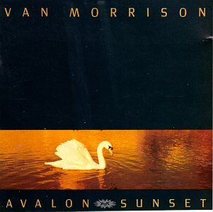 CD-Cover: Van Morrison - Avalon Sunset