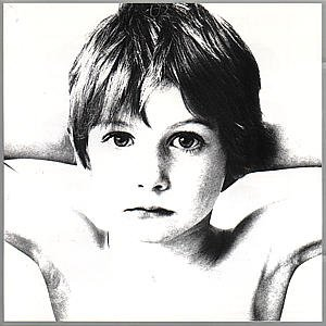 Boy by U2 album cover