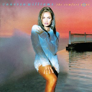 Original album cover of The Comfort Zone by Vanessa Williams