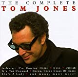 Skivomslag för The Complete Tom Jones