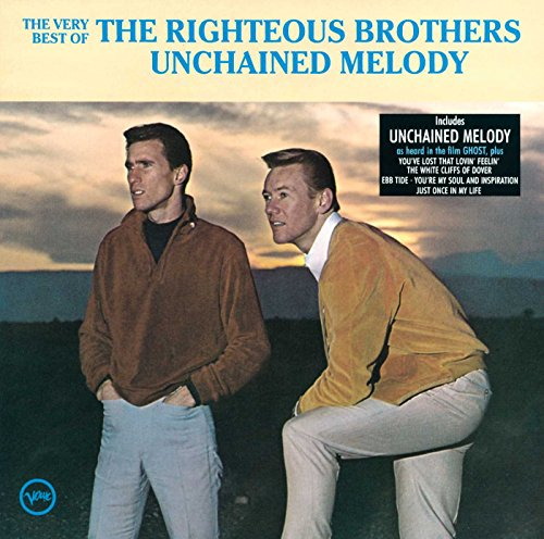 Original album cover of Unchained Melody: Very Best Of The Righteous Brothers by The Righteous Brothers