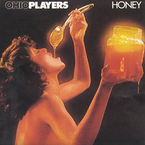 Original album cover of Honey by The Ohio Players