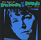 Skivomslag för The Best Of Eric Burdon & The Animals, 1966-1968