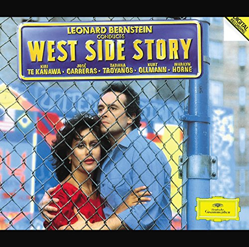 Leonard Bernstein Conducts West Side Story