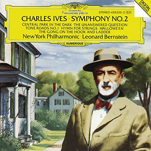 Charles Ives conducted by Bernstein