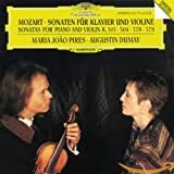 Mozart:Sonatas For Piano & Violin