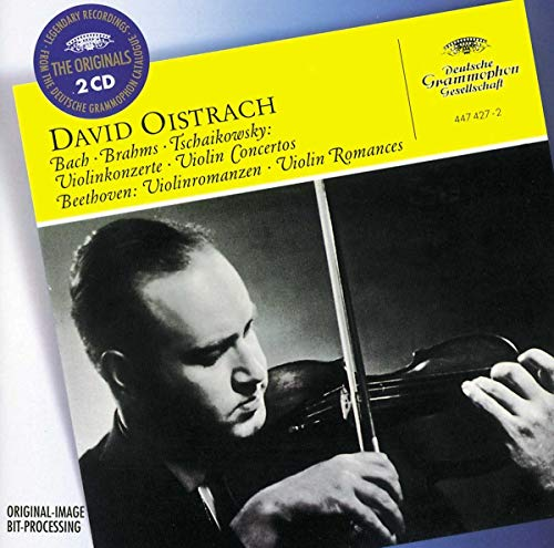 David Oistrakh at Amazon.com