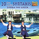 Album cover for 20 Most Popular Syrtakis
