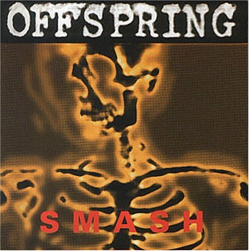Original album cover of Smash by Offspring