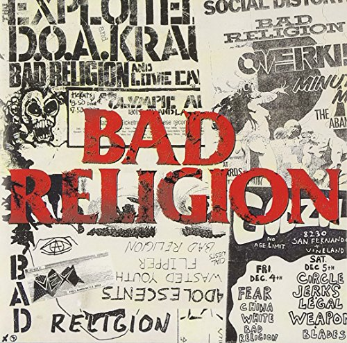 Bad Religion - Anesthesia Lyrics - Zortam Music