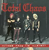 Capa de Anthems From The Alleyway