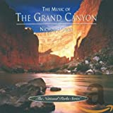 Album cover for The Music of the Grand Canyon