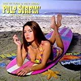 Album cover for Pulp Surfin'