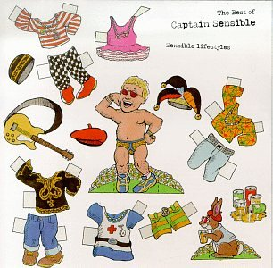 The Best of Captain Sensible: Sensible Lifestyles