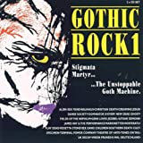 Album cover for Gothic Rock (disc 1)