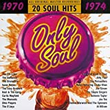 Album cover for Only Soul 1970-1974