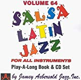 Vol. 64, Salsa Latin Jazz For All Instruments (Book & CD Set)
