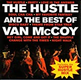 Album cover for The Hustle and the Best of Van McCoy