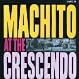 Copertina di album per Machito at the Crescendo