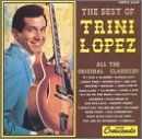 Copertina di album per The Best Of Trini Lopez