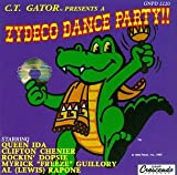 Capa de Zydeco Dance Party