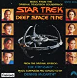 Pochette de l'album pour Star Trek: Deep Space Nine: The Emissary