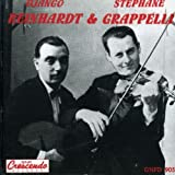 Album cover for Django Reinhardt & Stéphane Grappelli