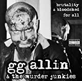 >Gg Allin - Kill Thy Father, Rape Thy Mother