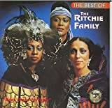Pochette de l'album pour The Best Disco in Town: The Best of the Ritchie Family