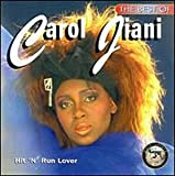 Skivomslag fr The Best of Carol Jiani: Hit &amp; Run Lover