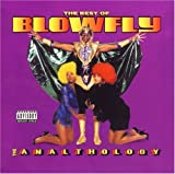Album cover for The Best Of Blowfly: 'The Analthology'