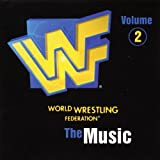Capa do álbum Wwe - the Music - Vol 2
